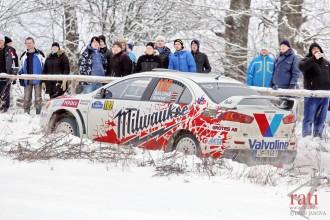 Motokrosists Baldiņš turpina pārsteigt savās otrajās rallija sacensībās