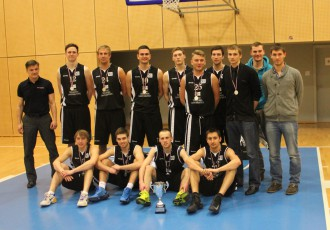 Foto: Kronti Studentu Basketola lgas empioni - BA &quot;Turba&quot;