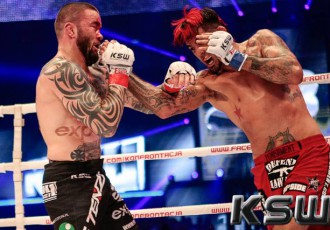 Foto: KSW 23 - Khalidov vs. Manhoef