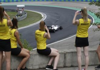 Foto: Ungārijas GP - viens no labākajiem F1 sezonas posmiem