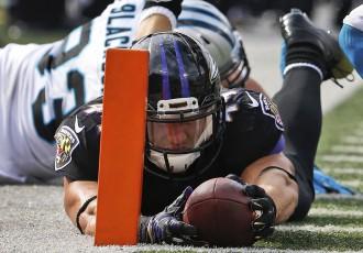 Foto: NFL 4. nedēļas cīņas