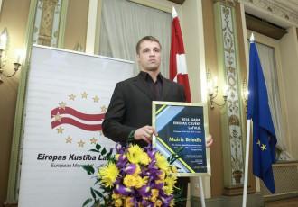 """Briedis: """"Manas cīņas Eiropai parādīja Latvijas karogu"""""""