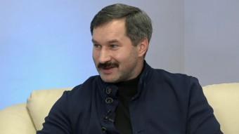 Igors Smirnovs par hokeju padomju laikos un tagad, dēlu Denisu, ūsām un desantu