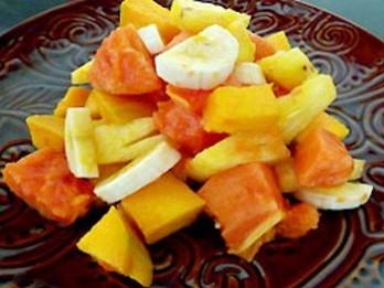 Eksotiski deserti no augļiem- dabīgs C vitamīna avots ziemā