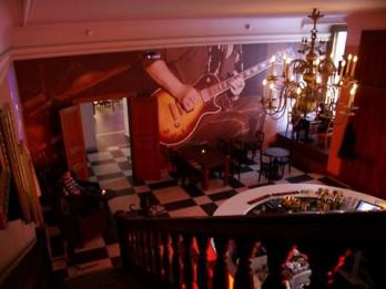 Latvijas 1. Rokkafejnīcas atklāšana - Reiterna nams 4 stāvos