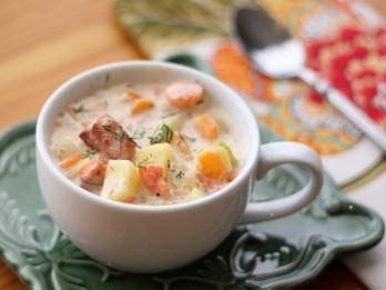 Laša zupas recepte