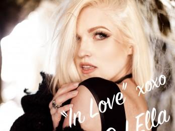 """Video: Pēc lielas pauzes Elīna Fūrmane jeb DJ Ella publicē jaunu dziesmu """"In Love"""""""