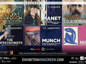 Latvijas Nacionālais mākslas muzejs iesaka: pasaules mēroga izstādes uz lielā ekrāna (3. sezona)