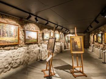 Liepājā atklāj jaunu mākslas galeriju