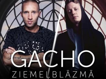 """Kultūras pilī """"Ziemeļblāzma"""" notiks mūziķa GACHO un muzikālās apvienības Edavārdi koncerts"""