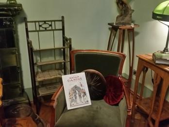 """Muzejs """"Rīgas Jūgendstila centrs"""" aicina uz pasaku rītu """"Mazais ganiņš"""""""