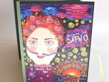 """Izstāde """"ZĪMĒJU DZEJOLI"""" Latvijas mākslas skolu audzēkņu pašu veidotas un ilustrētas dzejas grāmatas"""
