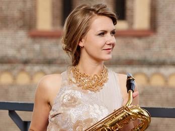 Mūzika saksofonam un ērģelēm Rīgas Sv. Jāņa baznīcā