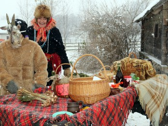 Sagaidot ziemu - Mārtiņdiena Turaidā