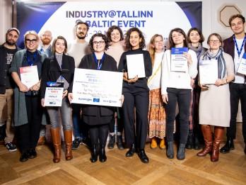 Tallinā balvu saņem Daces Pūces filmas projekts