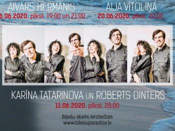 """Vasaras koncertu cikls """"Tiekamies Rojā"""" jau no 6. jūnija Rojas brīvdabas estrādē"""