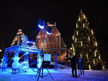 Rīgā sasniegts jauns Ginesa Pasaules rekords