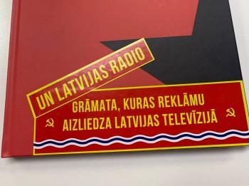"""Klajā nāk """"Kolaborants"""". Grāmata, kuras reklāmu atteica Latvijas televīzija un radio"""