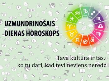 Uzmundrinošie horoskopi 9. janvārim