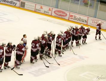 U18 izlasei neveiksme pret Čehijas vienaudžiem