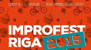 ŠONEDĒĻ - Ārvalstu improvizācijas teātru guru Rīgā