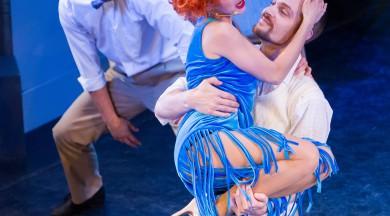 """Paula Abrahama operete """"Balle Savojā"""" 4.novembrī būs skatāma  Ventspils teātra namā """"Jūras vārti"""""""
