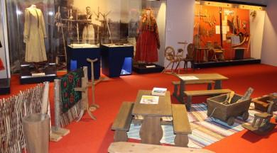 """29. janvārī Latvijas Nacionālajā vēstures muzejā nodarbība bērniem """"No aitas līdz zeķei"""""""
