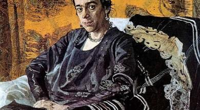 Mākslas vēstures pēcpusdiena MODERNISMA LABORATORIJA: Pirmās mākslas galerijas Pēterburgā, Maskavā un Rīgā. Sieviešu ieguldījums mākslas dzīves organizēšanā 20. gadsimta sākumā. Stāsta mākslas zinātniece IRĒNA BUŽINSKA