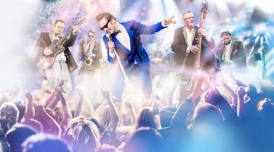 RockNroll un Boogie mūzikas vakars Kalnciema kvartālā