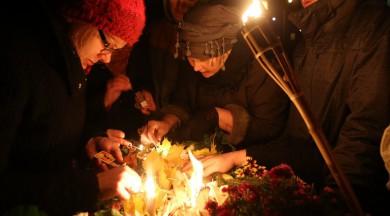 Folkloras kopa Rāmupe aicina uz Veļu vakaru