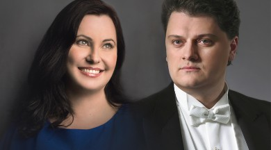 """Operzvaigznes Monastirska un  Antoņenko operas """"Manona Lesko"""" koncertuzvedumā 29. martā"""