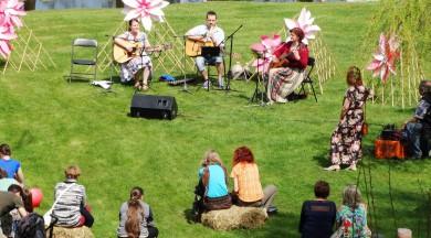 19. maijā Arkādijas parkā un apkārtnē notiks Pārdaugavas svētki 2018