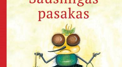 """Pie bērniem nonākusi jauna grāmata """"Šausmīgās pasakas"""""""