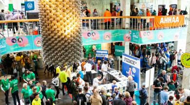 Izskanējis Baltijā lielākais bērnu un jauniešu fizikas festivāls