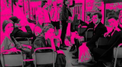 Ogres Teātra telpā notiks Ojāra Vācieša dzejas performance LKA jauno aktieru izpildījumā