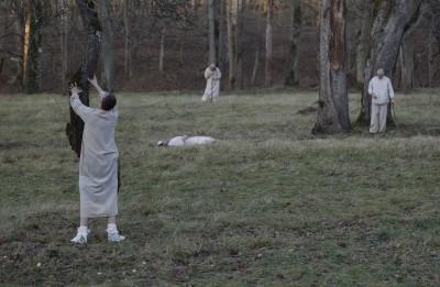 """Spēlfilmas """"Pelnu sanatorija"""" starptautiskā pirmizrāde """"A"""" klases kinofestivālā Maskavā"""