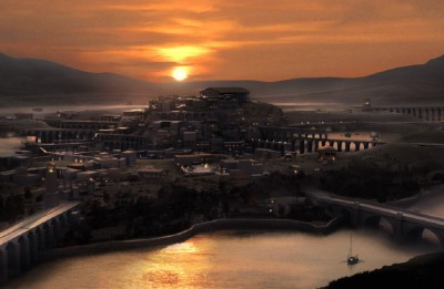 """Slavenais """"Titānika"""" režisors Kamerons veidos dokumentālo filmu par zudušo Atlantīdu"""