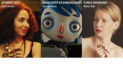 Eiropas Parlamenta LUX Filmu dienās Rīgā un Valmierā bez maksas izrādīs trīs filmas