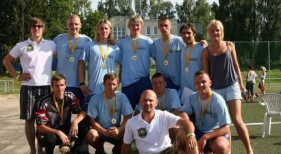 Mītava Open 2009 Vidzemes posmā vēlreiz uzvar liepājnieki