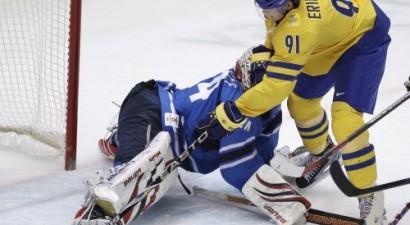 Zviedrija pārspēj Somiju