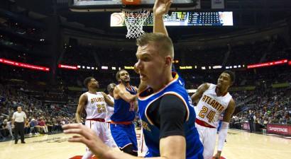 """Porziņģis atkal nespēlēs, """"Knicks"""" Bostonā arī bez Noā"""