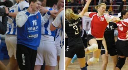 Latvijas handbola čempionāta vērtīgākie spēlētāji - Puriņš un Asare