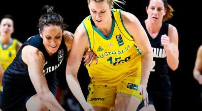 Austrālijas basketboliste Sāra Blicavs iegūst Latvijas pilsonību