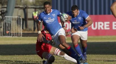 Namībija ar 118:0 sagrauj Tunisiju