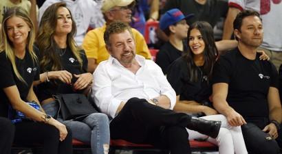 """""""Knicks"""" īpašniekam Dolanam neizdodas pārliecināt """"Lakers"""" par mājvietas pamešanu"""