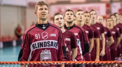 Liepājnieku vārtos stāsies četrkārtējais Latvijas čempions Krūmiņš