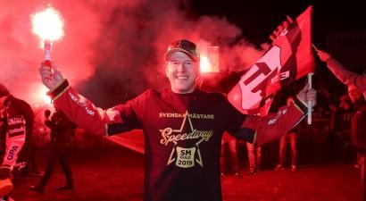 Andžejs Ļebedevs - trīskārtējs Zviedrijas čempions