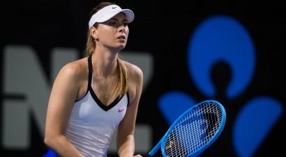 "Bijusī čempione Šarapova saņem ""Australian Open"" turnīra ""wild card"""
