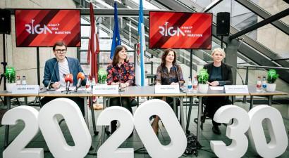 Rīgas maratonā jaunas trases ar startu pie Brīvības pieminekļa