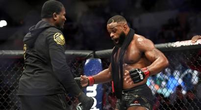 Nākamajā UFC cīņu šovā bijušais čempions Vudlijs tiksies ar Bērnsu
